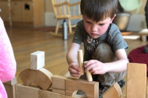 Building Your Child's Internal Architecture